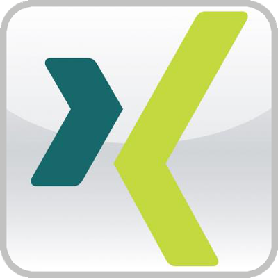 find me on Xing!