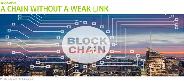 Article on Blockchain Technology