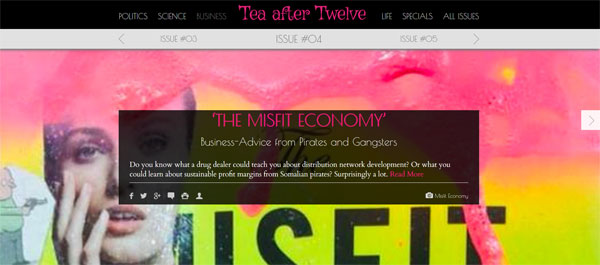 Review on The Misfit Economy