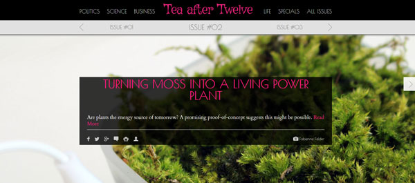 Article on MOSS!