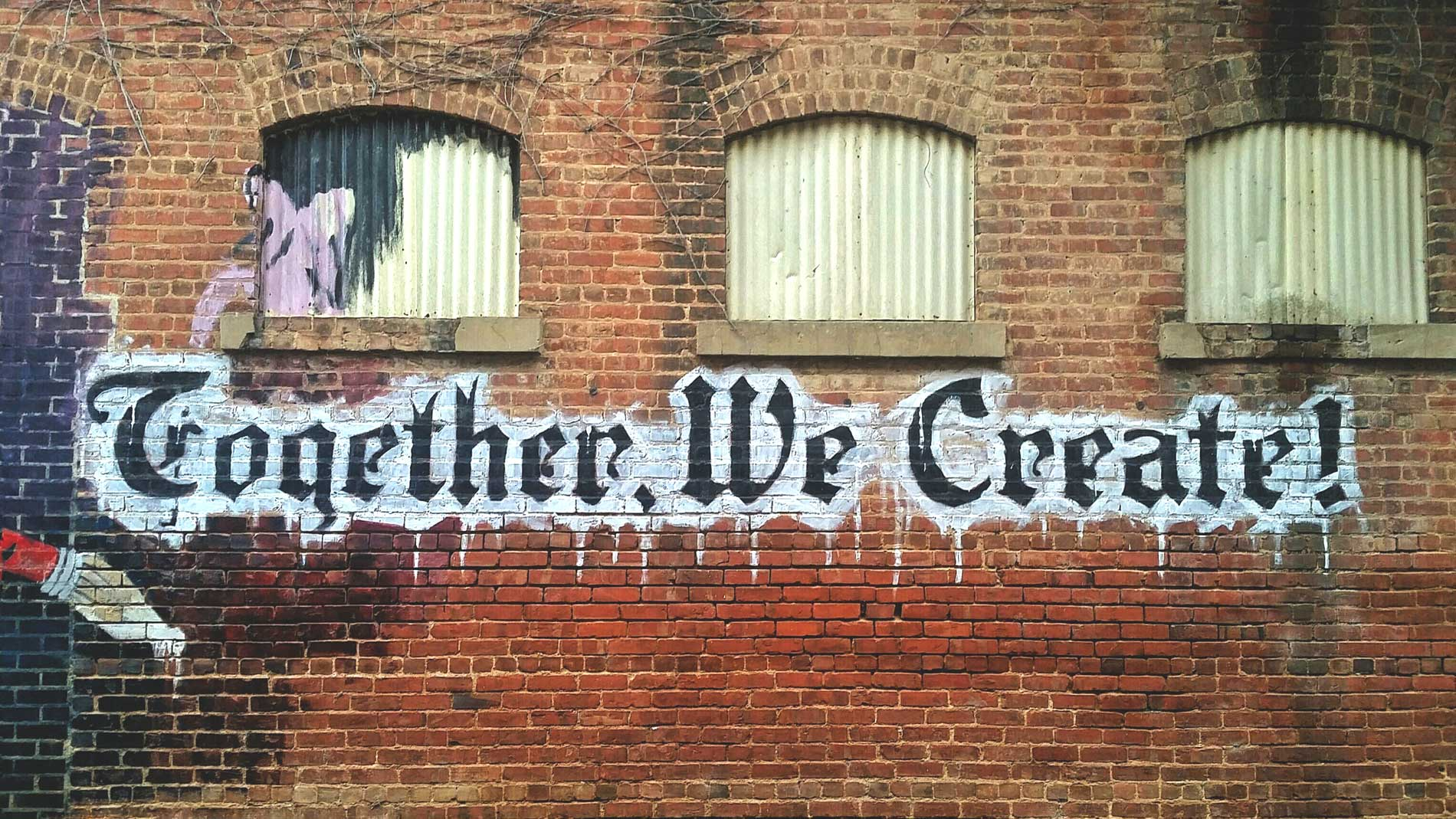 Togehter We Create!