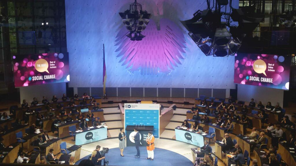 The Global Media Forum in Bonn