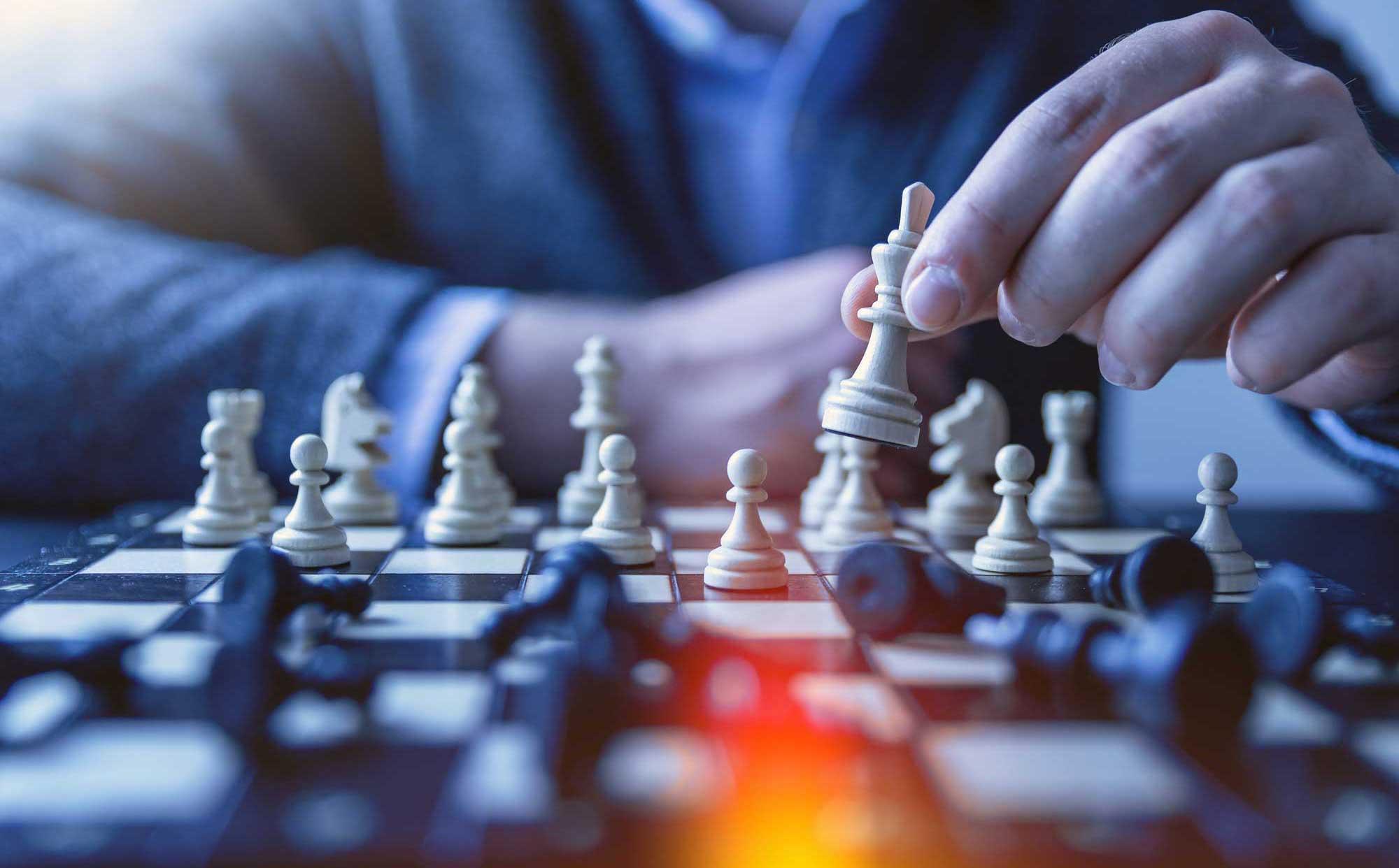 Strategy matters