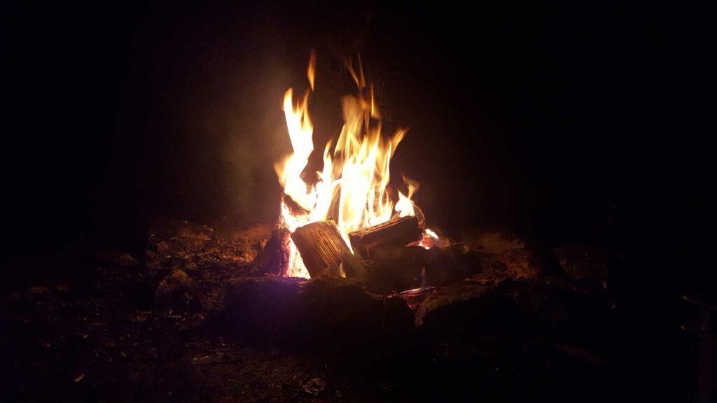 My fire burns for versatility.